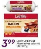 Lightlife Meat Alternatives