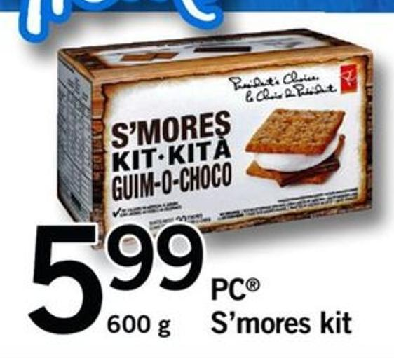 PC S'mores Kit