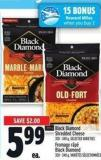 Black Diamond Shredded Cheese