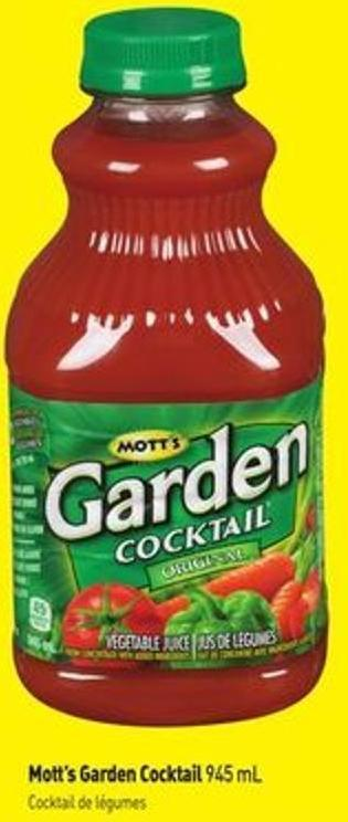 Mott's Garden Cocktail 945 mL