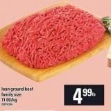 Butche Lean Ground Beef