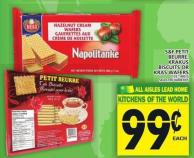 S&f Petit Beurre - Krakus Biscuits Or Kras Wafers