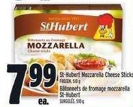 St-hubert Mozzarella Cheese Stick