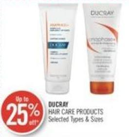 Ducray Hair Care Products