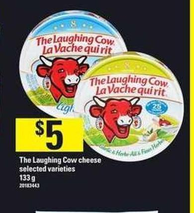 The Laughing Cow Cheese - 133 G
