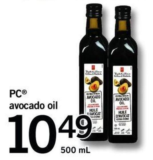 PC Avocado Oil