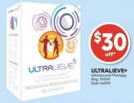 Ultralieve+ Ultrasound Therapy