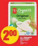 PC Organics Rice Rusks