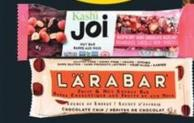 Kashi Joi Nut Bar - 40/55 g Or Larabar - 45/48 g