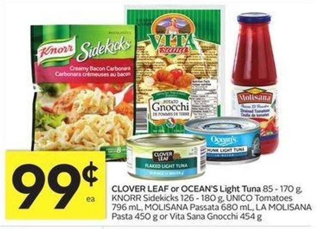 Clover Leaf or Ocean's Light Tuna
