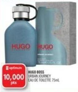 Hugo Boss Urban Journey Eau De Toilette