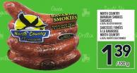 North Country Bavarian Smokies Sausages