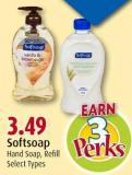 Softsoap Hand Soap - Refill