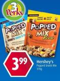 Hershey's  Popped Snack Mix  170g