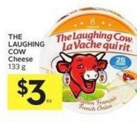 The Laughing Cow Cheese 133 g
