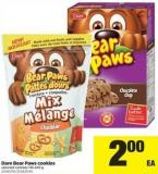 Dare Bear Paws Cookies - 135-240 g