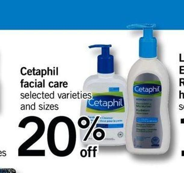 Cetaphil Facial Care