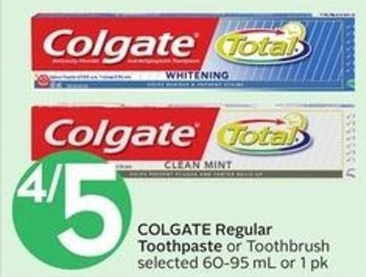 Colgate Regular Toothpaste