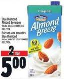 Blue Diamond Almond Beverage 946 ml