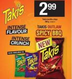 Takis  Tortilla Chips 280 g