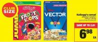 Kellogg's Cereal - 700 G-1.20 Kg