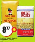 Five Roses or Robin Hood All Purpose Flour 10 Kg Bag