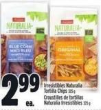 Irresistibles Naturalia Tortilla Chips 325 g