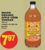 Bragg Organic Apple Cider Vinegar - 946 mL