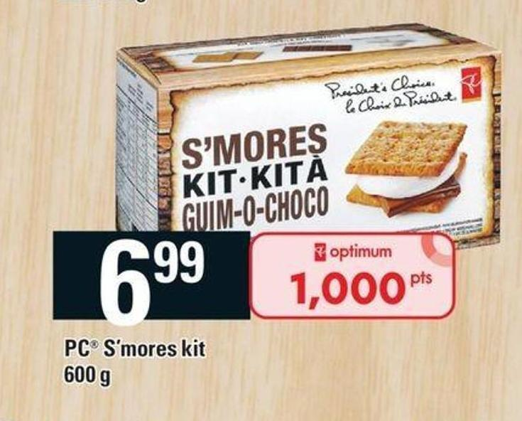 PC S'mores Kit - 600 G