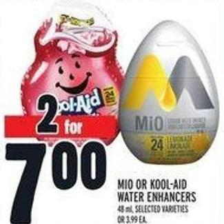 Mio Or Kool-aid Water Enhancers