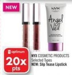 Nyx Cosmetic Products