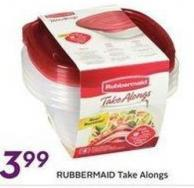 Rubbermaid Take Alongs