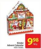 Kinder Advent Calendar