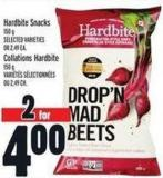 Hardbite Snacks 150 g