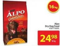 Alpo Dry Dog Food