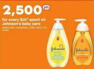 Johnson's Baby Care - 295-800 mL