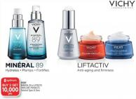 Vichy Mineral 89 or Liftactiv Skin Care Products
