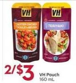 VH Pouch