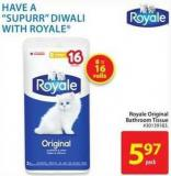 Royale Original Bathroom Tissue