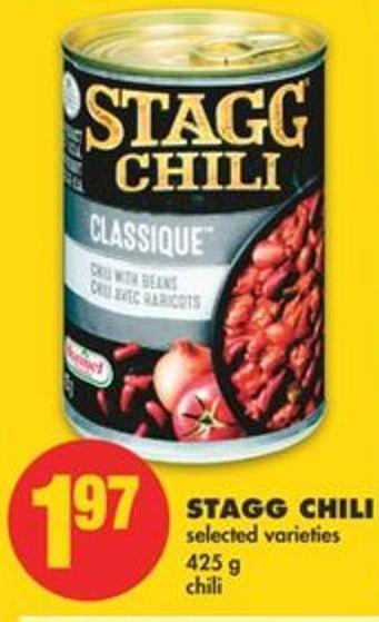 Stagg Chili - 425 g