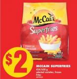Mccain Superfries - 454/650 g