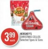 Hershey's Christmas Cellos