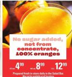 Concentrate - 100% Oranges - 473 mL