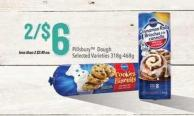 Pillsbury Dough - 318g-468g