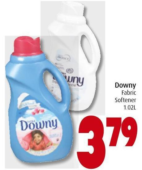 Downy Fabric Softener 1.02l