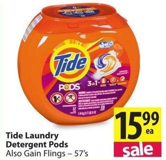 laundry detergent pods how to use