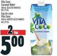 Vita Coco Coconut Water 500 ml