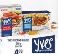 Yves Slices - 120-155 g