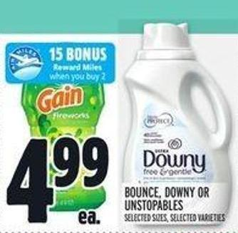 Bounce - Downy Or Unstopables