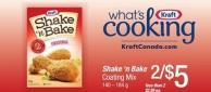 Shake 'N Bake Coating Mix - 140 - 184 g